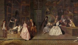 Gersaint Watteau